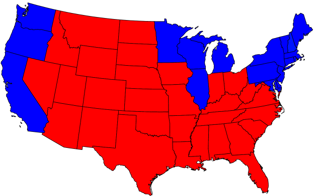 File:Gastner map redblue byarea bystate.png