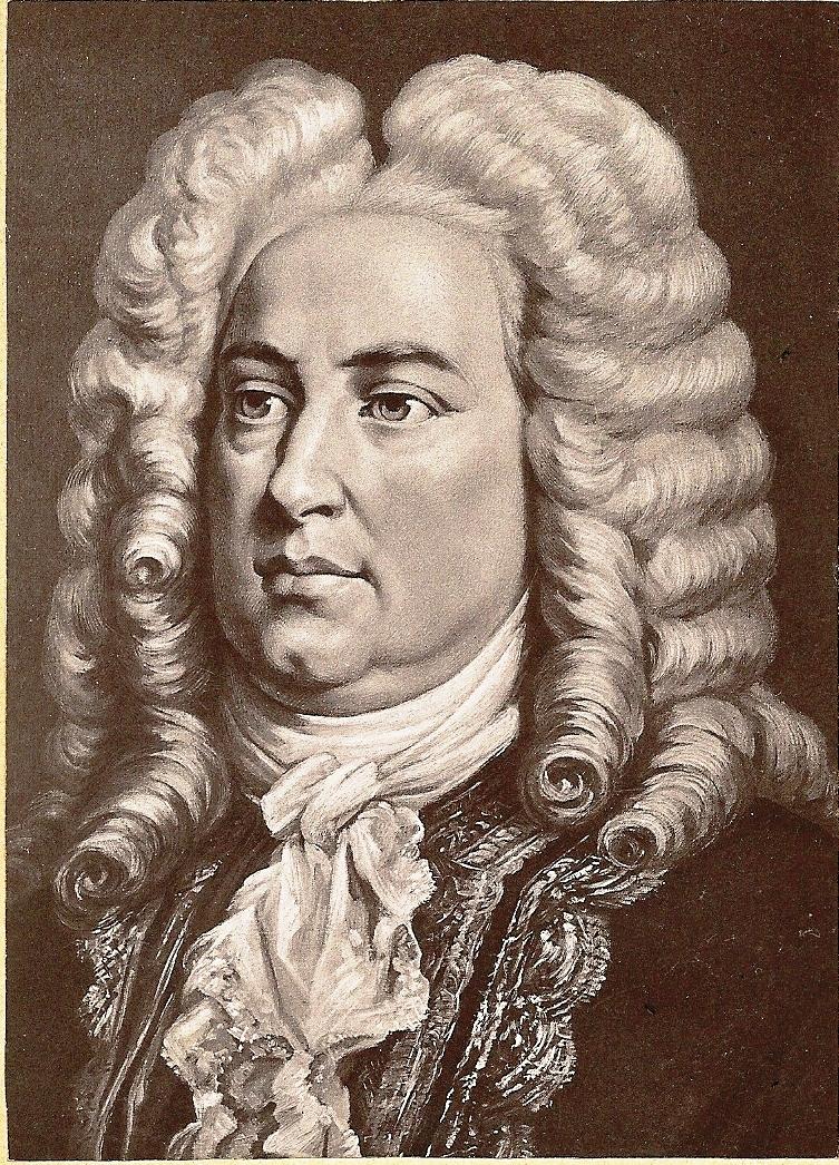 Georg Friedrich Händel Handel - Thurston Dart The Water Music