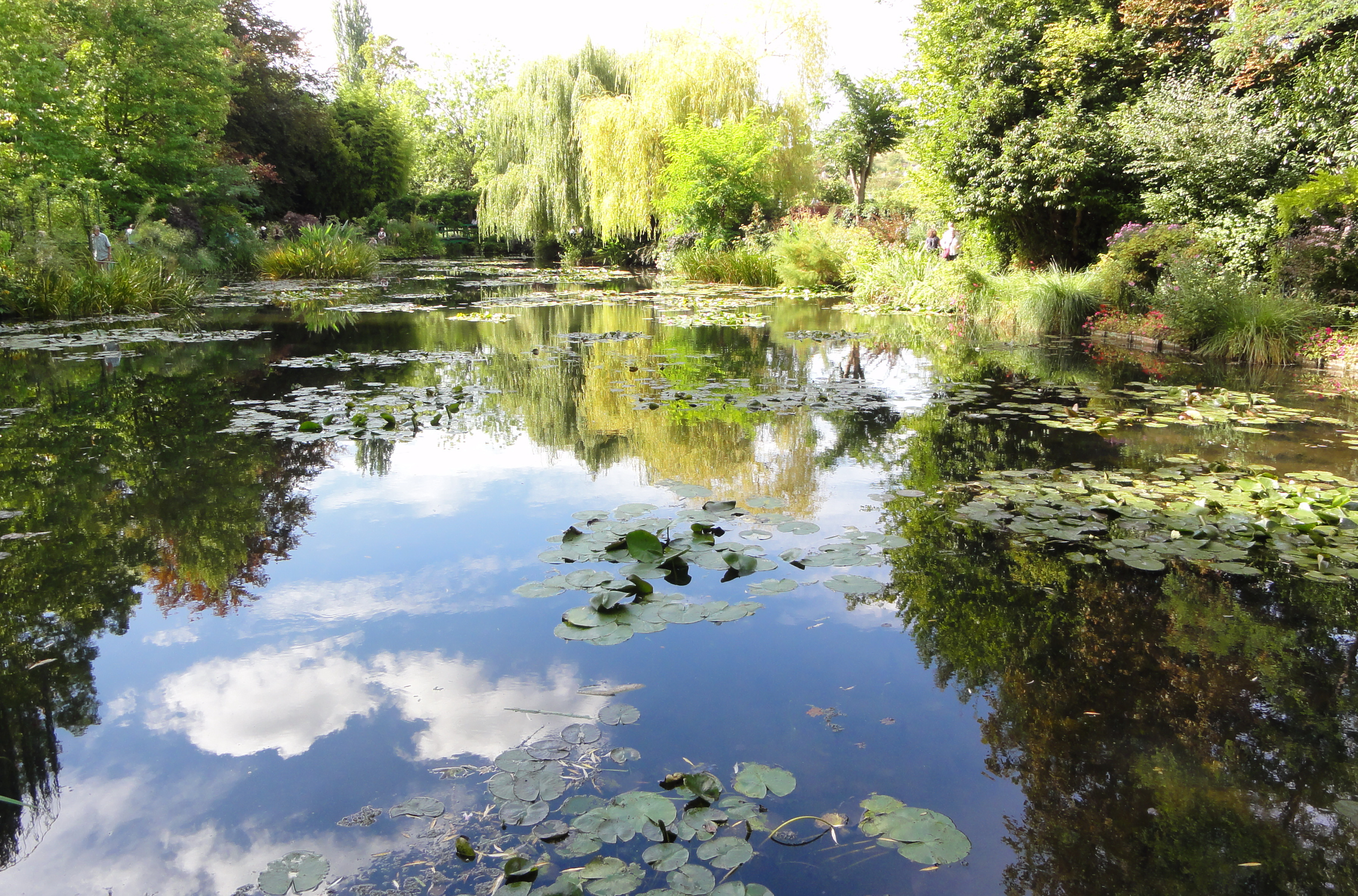 File:Giverny Claude Monet\'s Garden.JPG - Wikimedia Commons