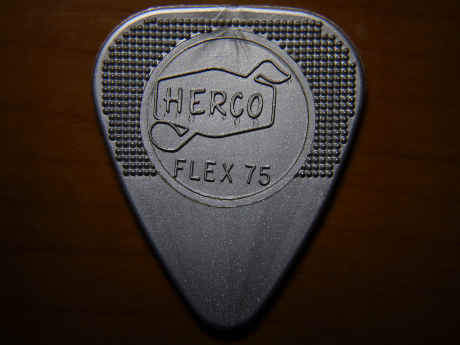 FileHERCO FLEX 75 Guitar Pick