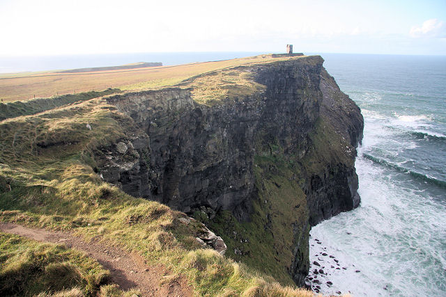Image result for hag's head cliffs of moher