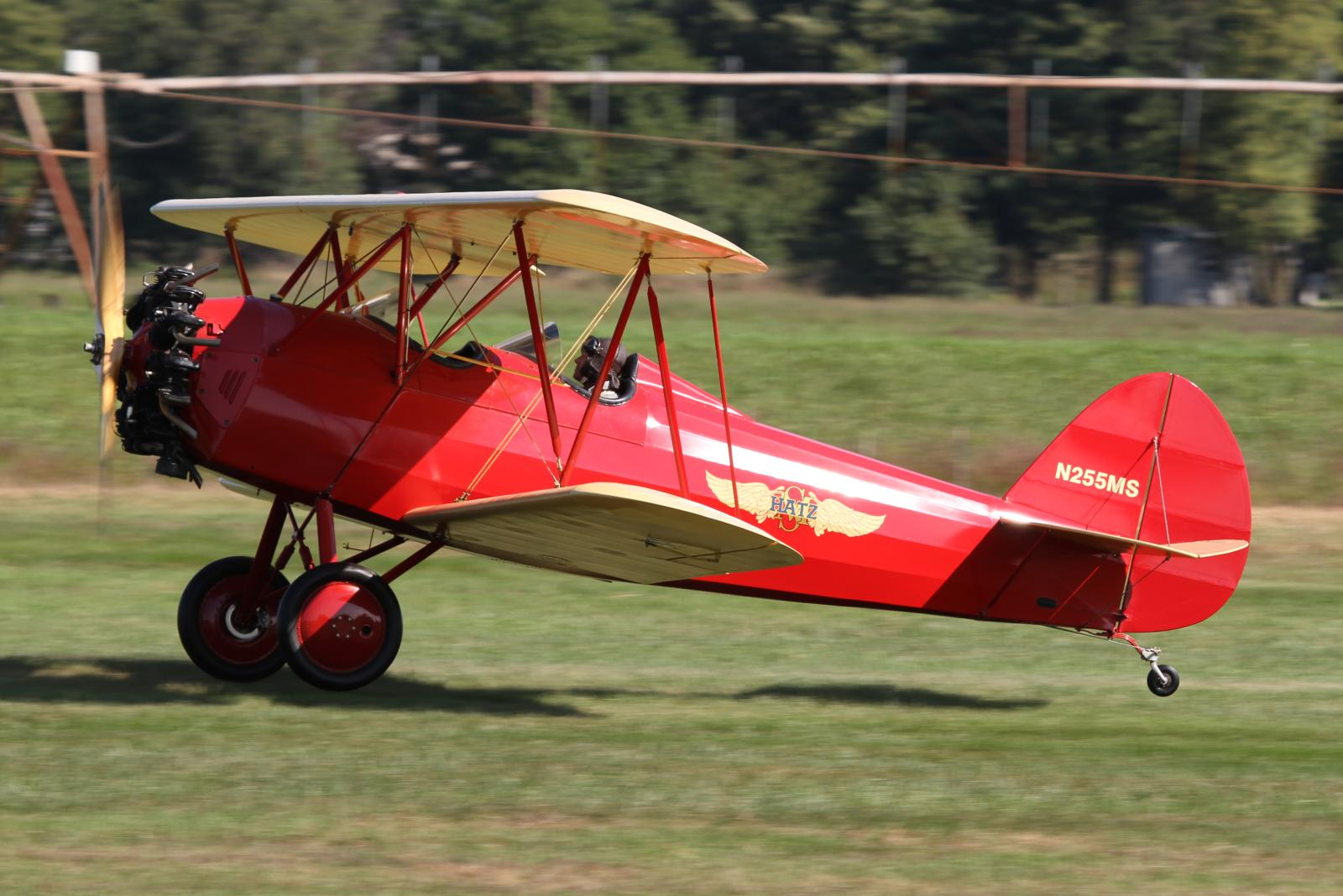 File Hatz Biplane N255ms Jpg Wikimedia Commons
