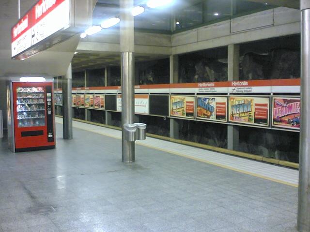 Herttoniemi (metropolitana di Helsinki)