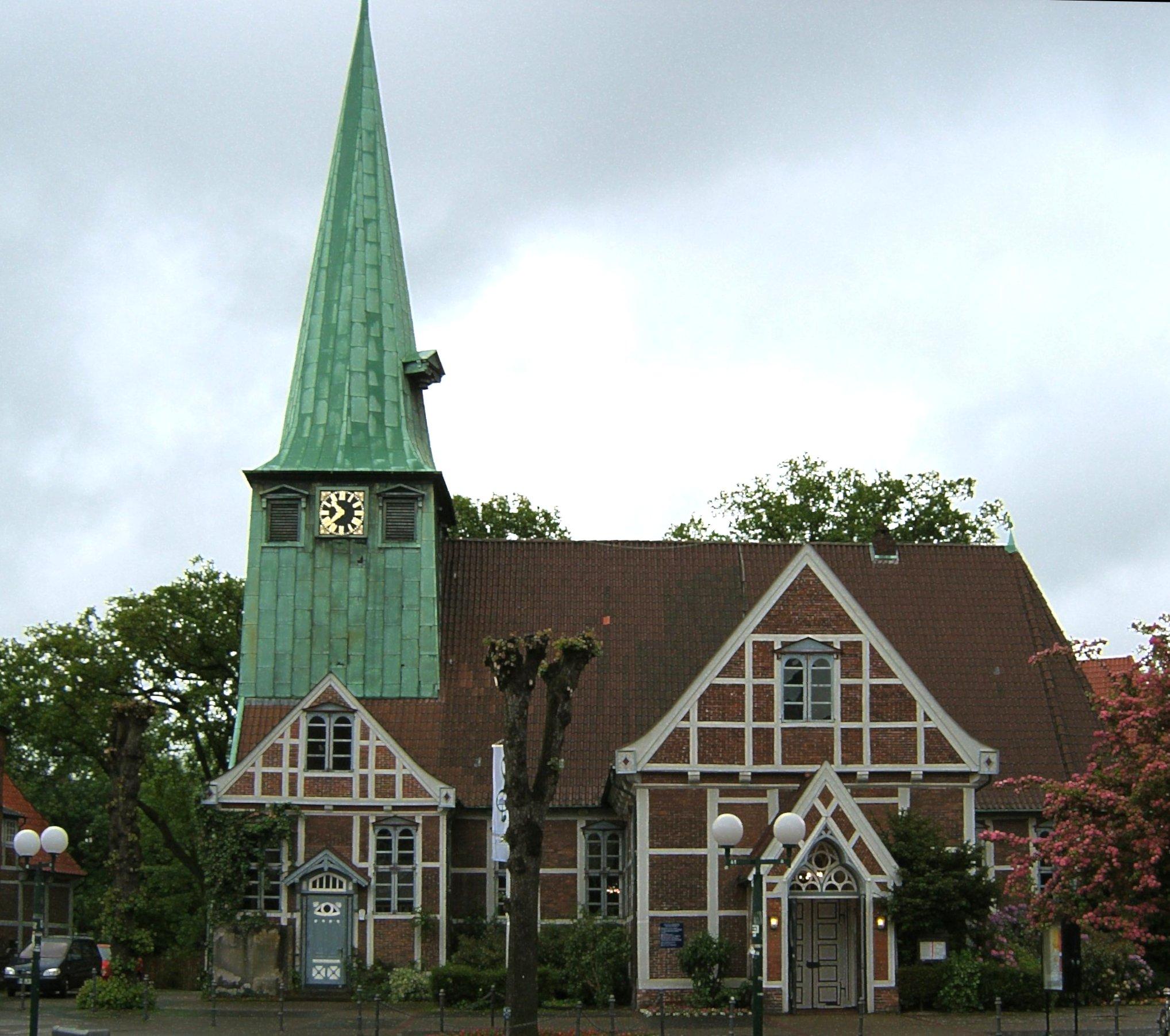 Kirche Bergedorf