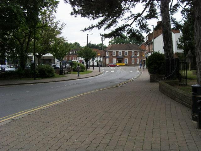 High Street Chalfont St Peter - geograph.org.uk - 829939
