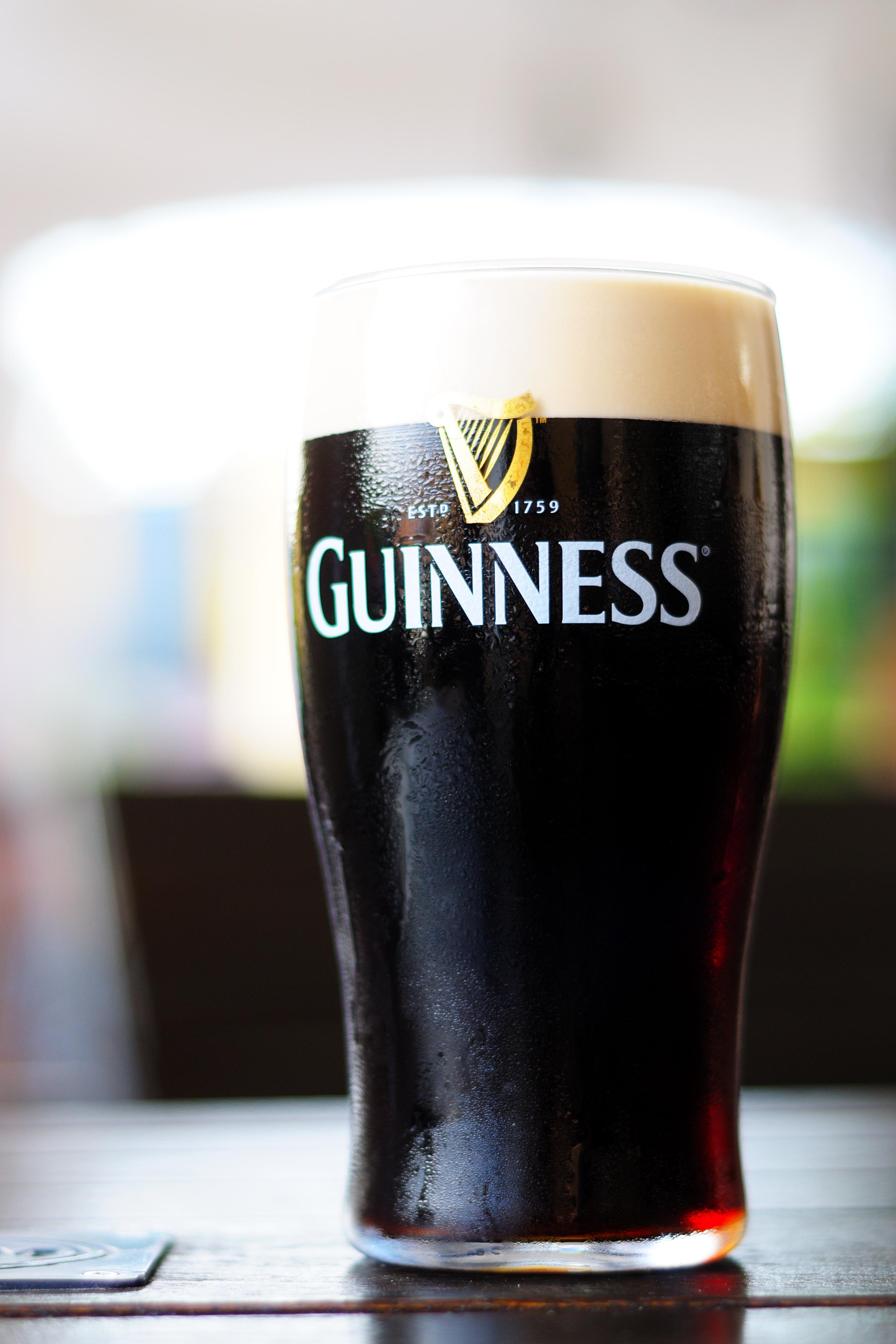 пиво гиннес фото статье оцените