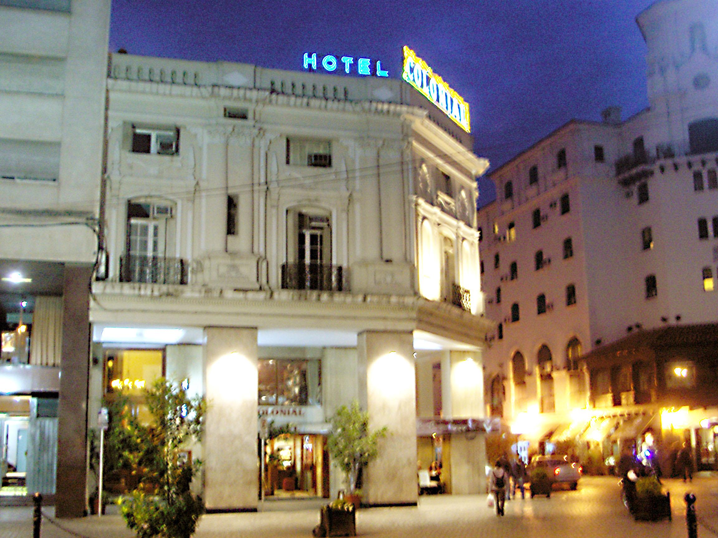hotel en salta:
