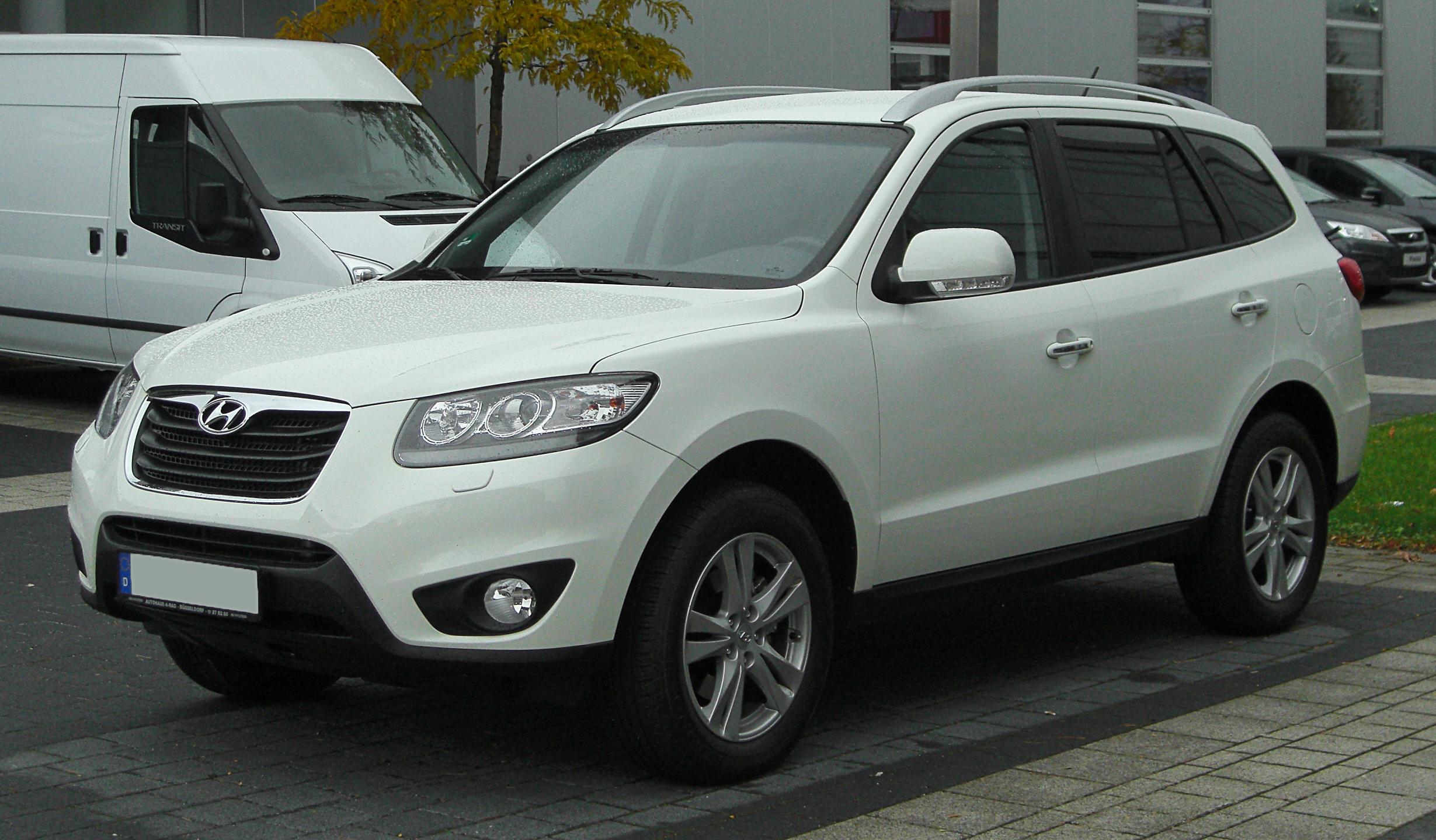 Santa Fe (CM) - Hyundai