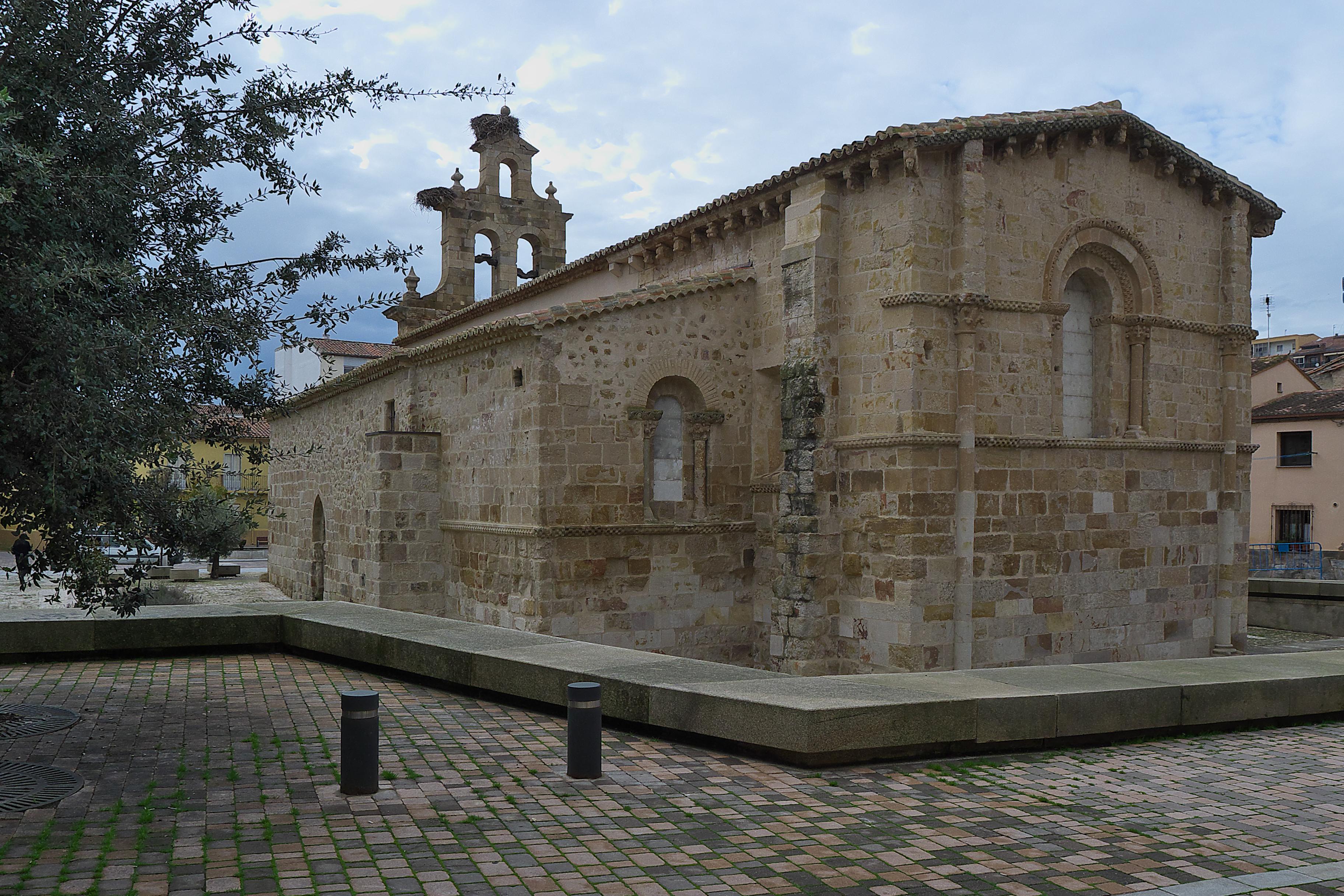 Resultado de imagen de zamora Iglesia de Santo Tomé
