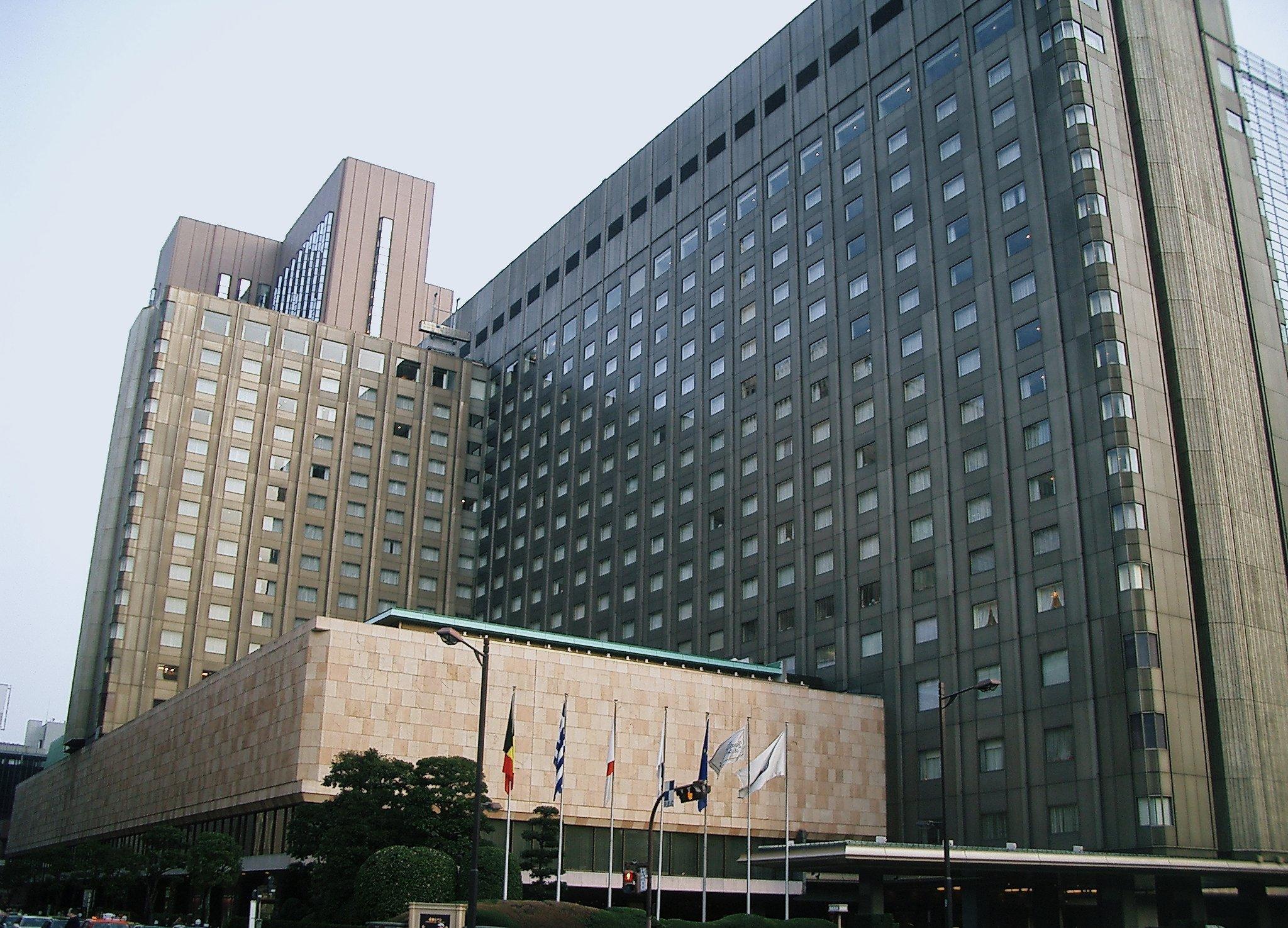imperial hotel tokyo duplicate