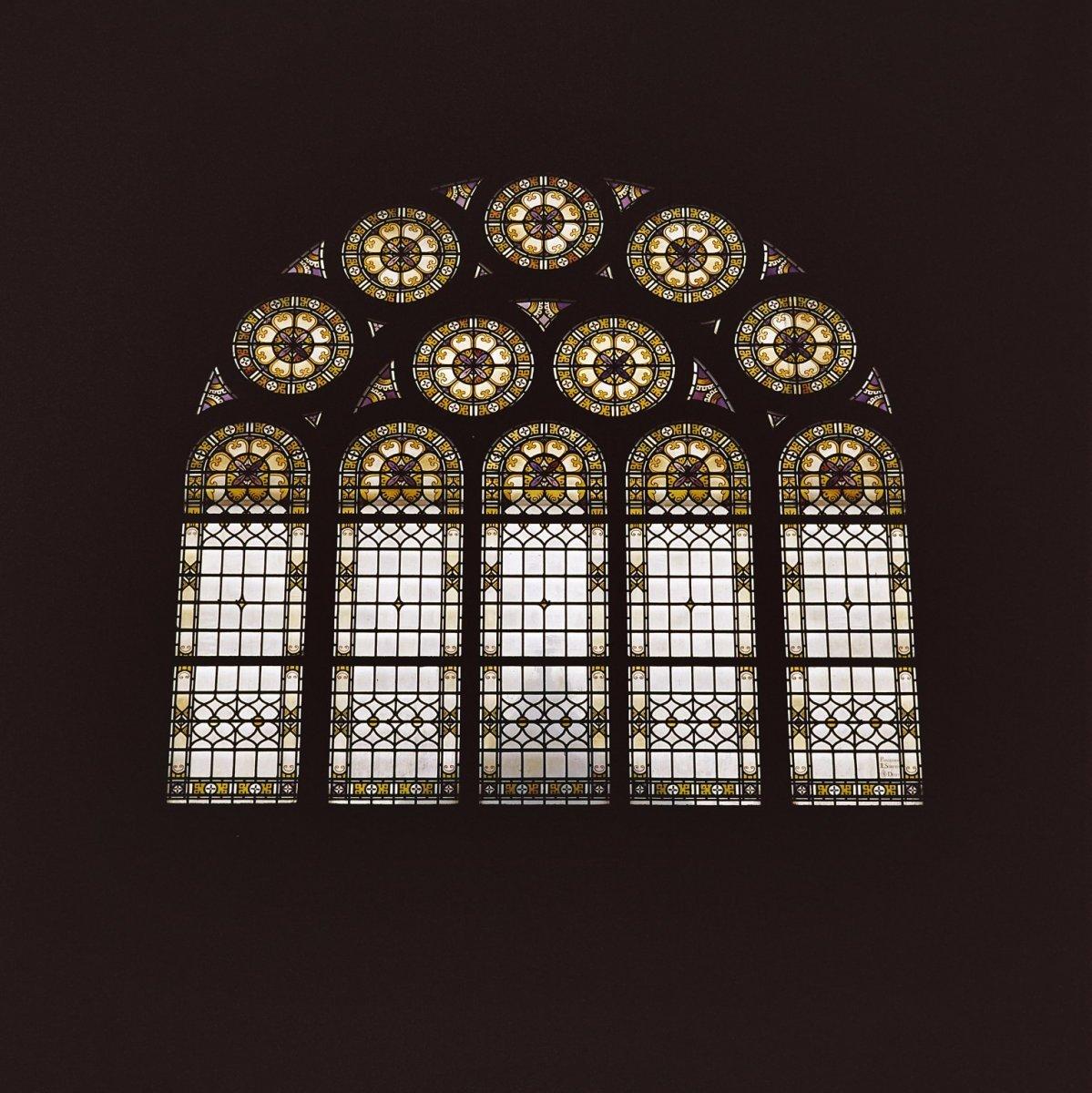 Glas In Lood Amsterdam.File Interieur Glas In Lood Raam Amsterdam 20366322
