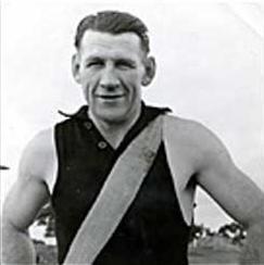 Jack Dyer Australian rules footballer, born 1913