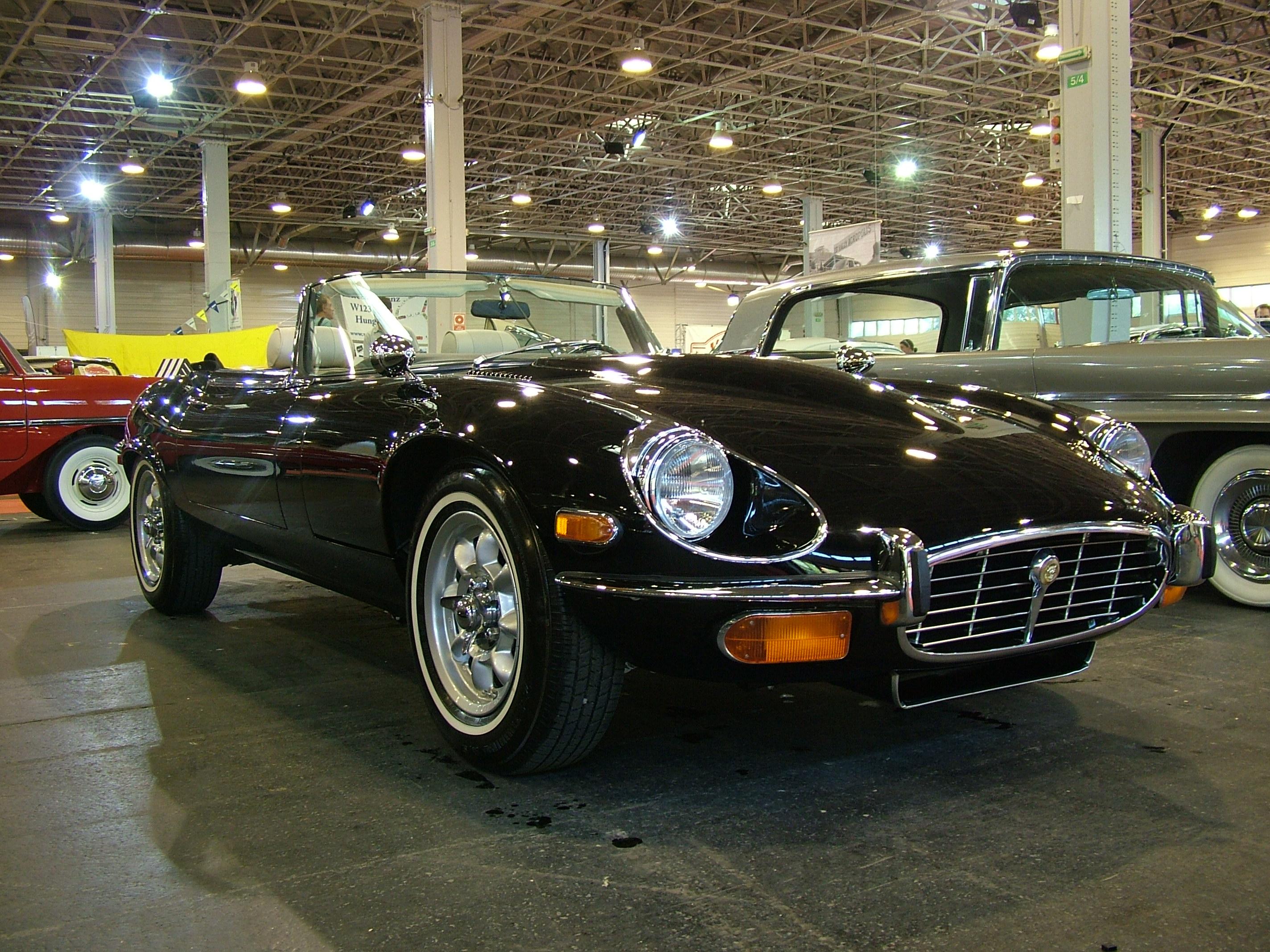 File Jaguar E Type S3 1973 6980105838 Jpg Wikimedia