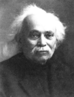 Jean Grave (1854 – 1939), who co-authored the manifesto after suggesting its creation.