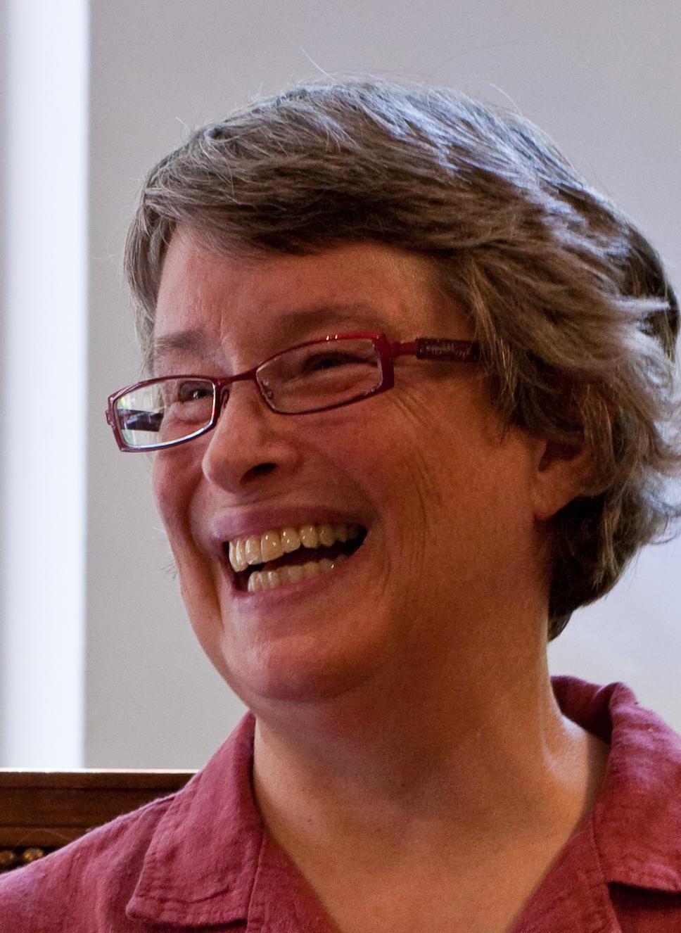 Jeanne Birdsall in 2009