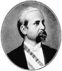 Juan Gualberto González President of Paraguay