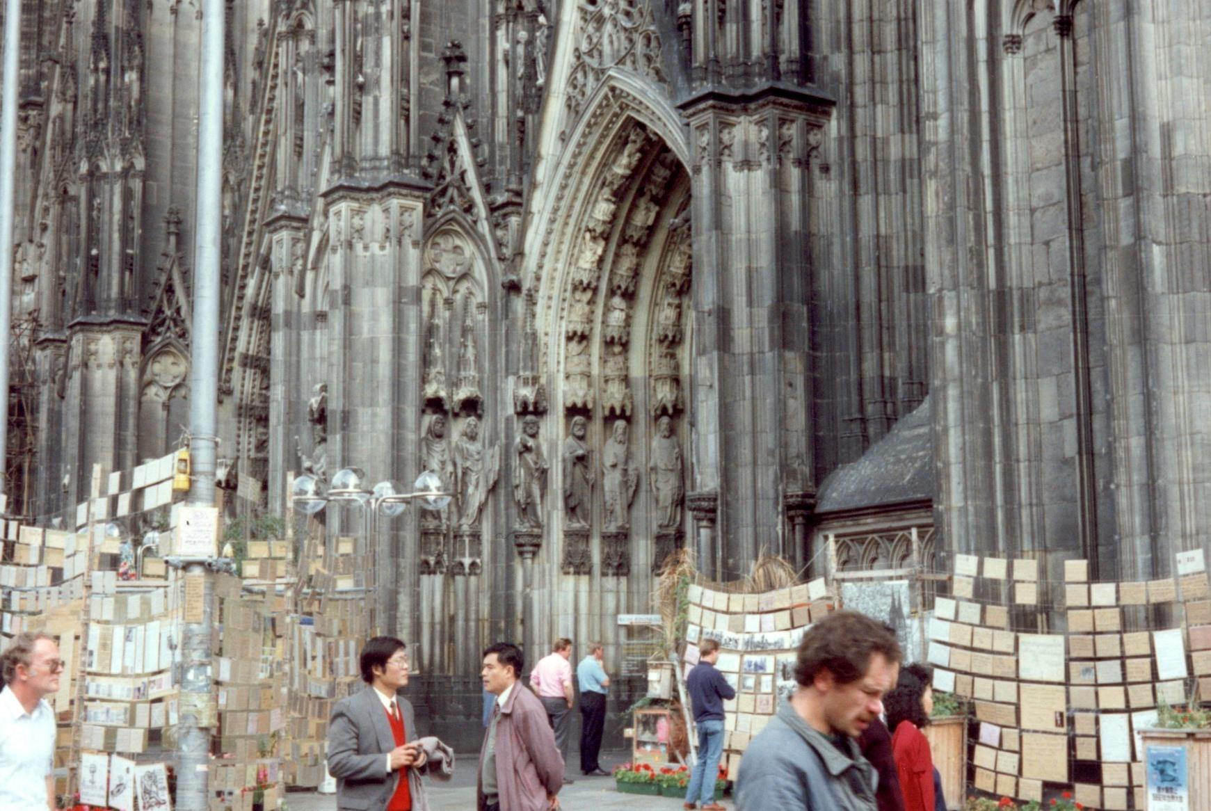 Köln 01 Klagemauer 1994.jpg