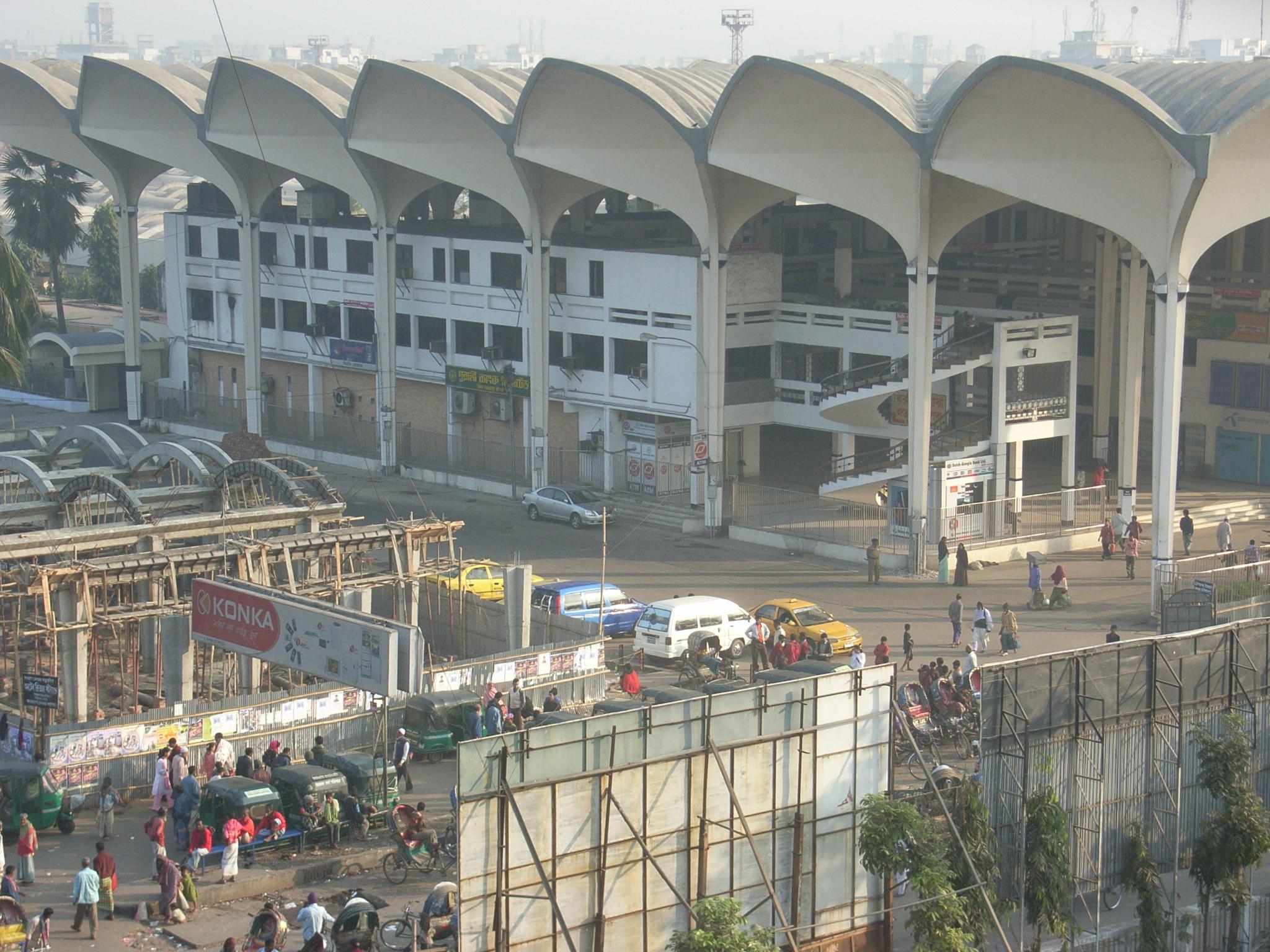 railway station dhaka by - photo #31