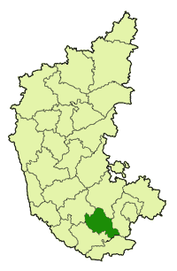 Akkihebbalu is in Mandya district