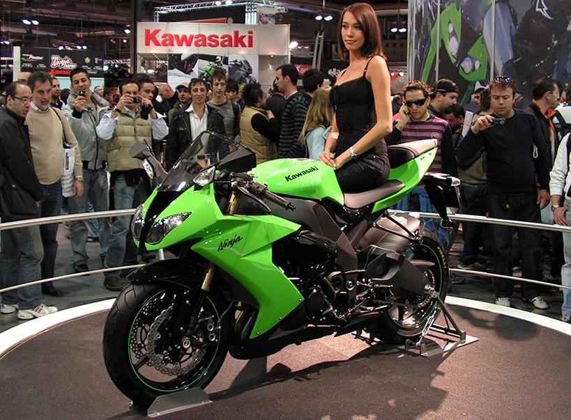 Kawasaki Ninja Colors