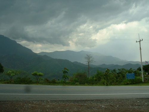 Mountains of Thailand