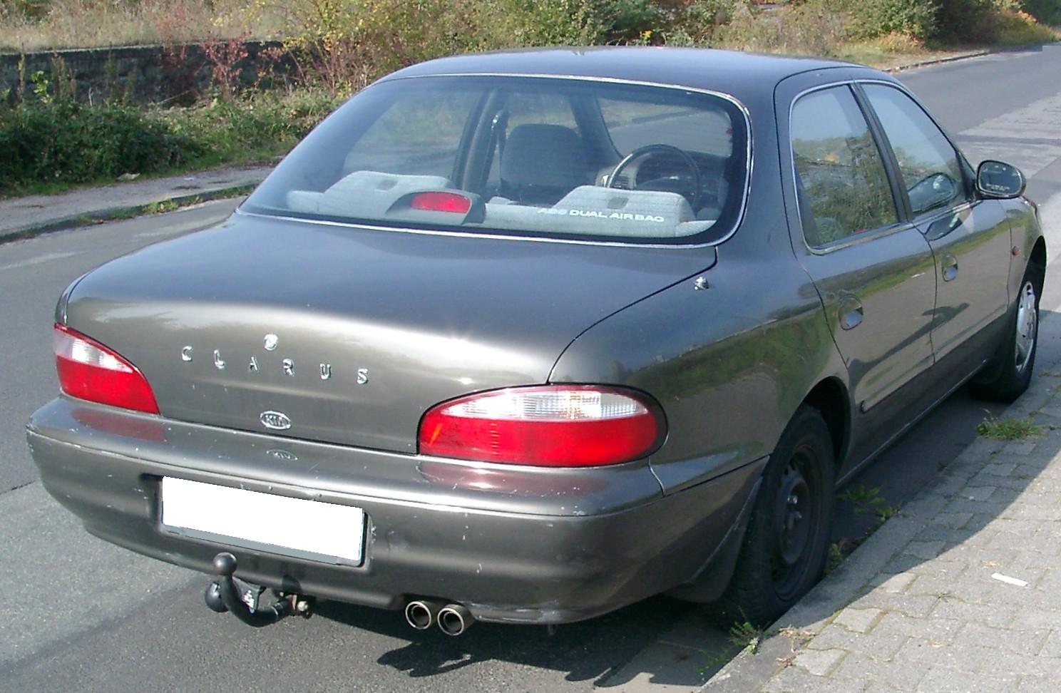 Entretien, pneus et accessoires pour Kia Clarus sur Avatacar