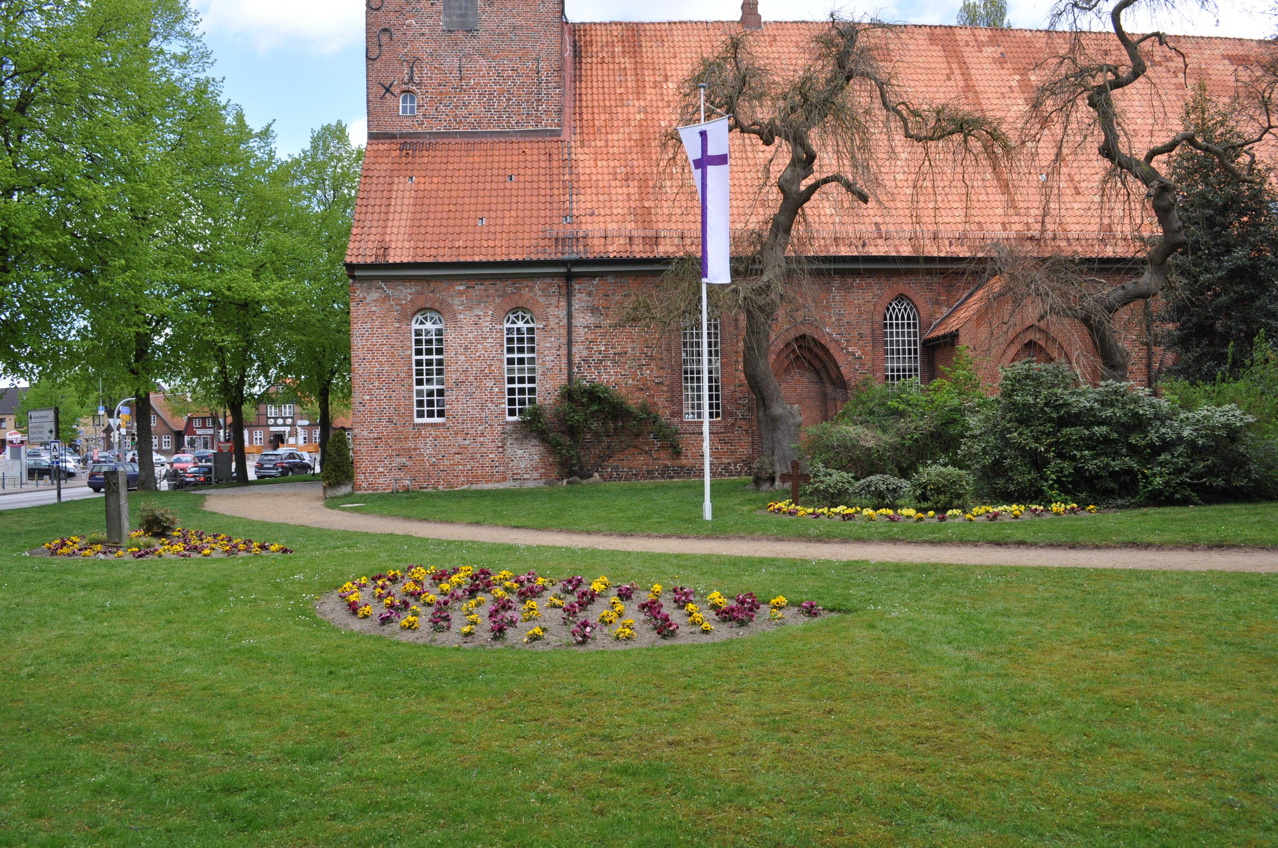 Kirche Bramstedt