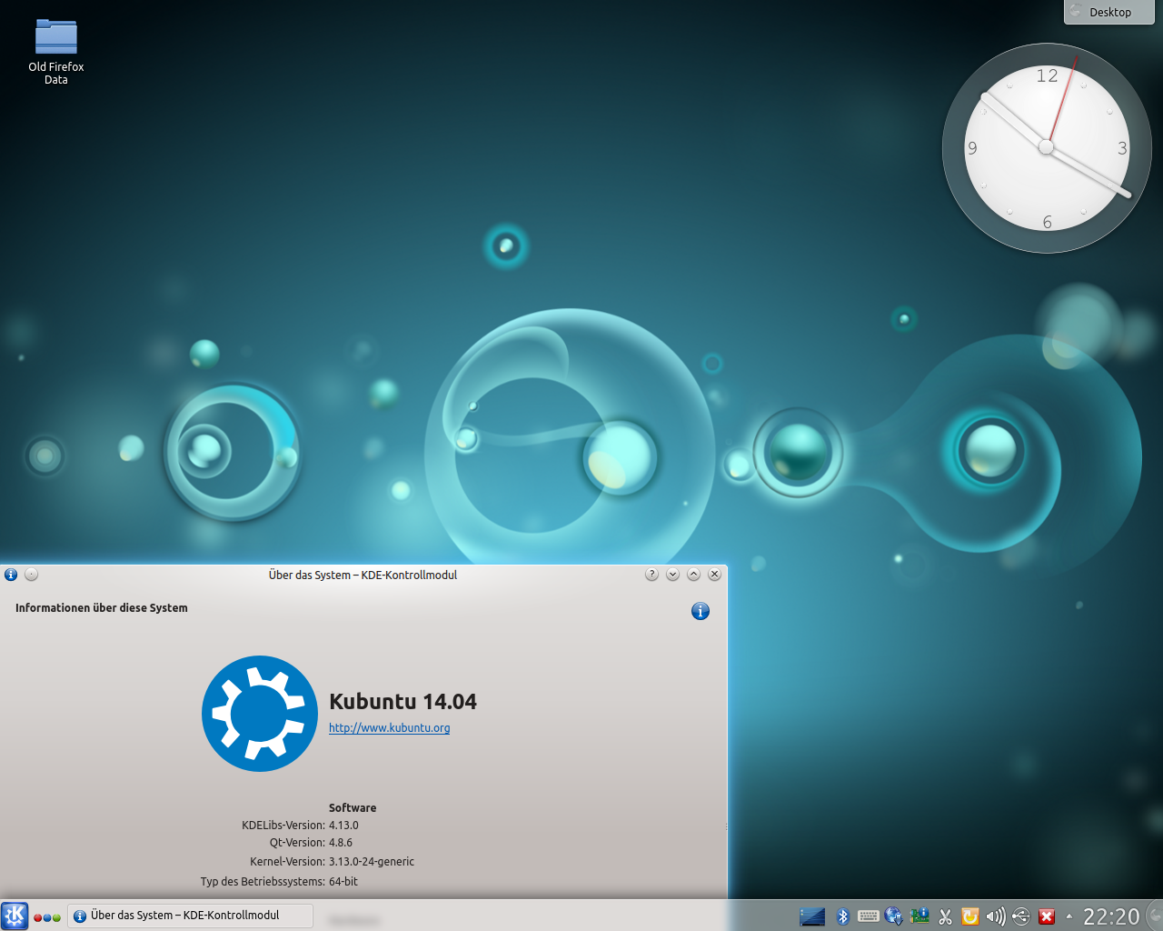 Kubuntu 14.04