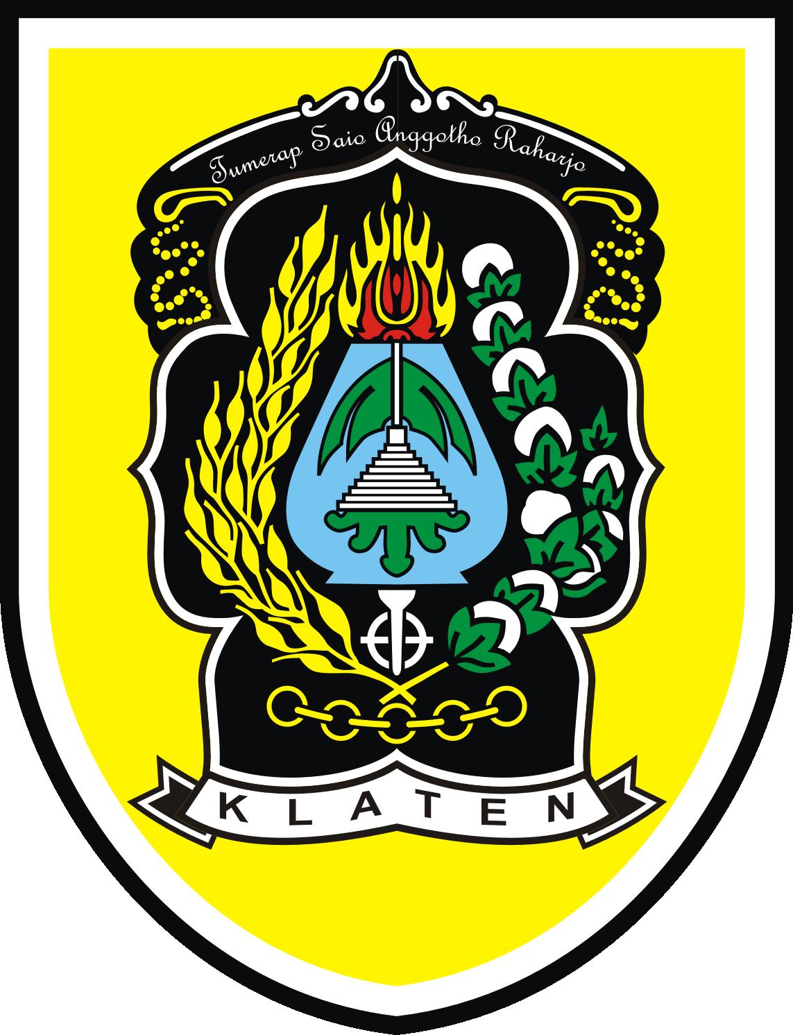 File:LOGO KABUPATEN KLATEN.png - Wikimedia Commons