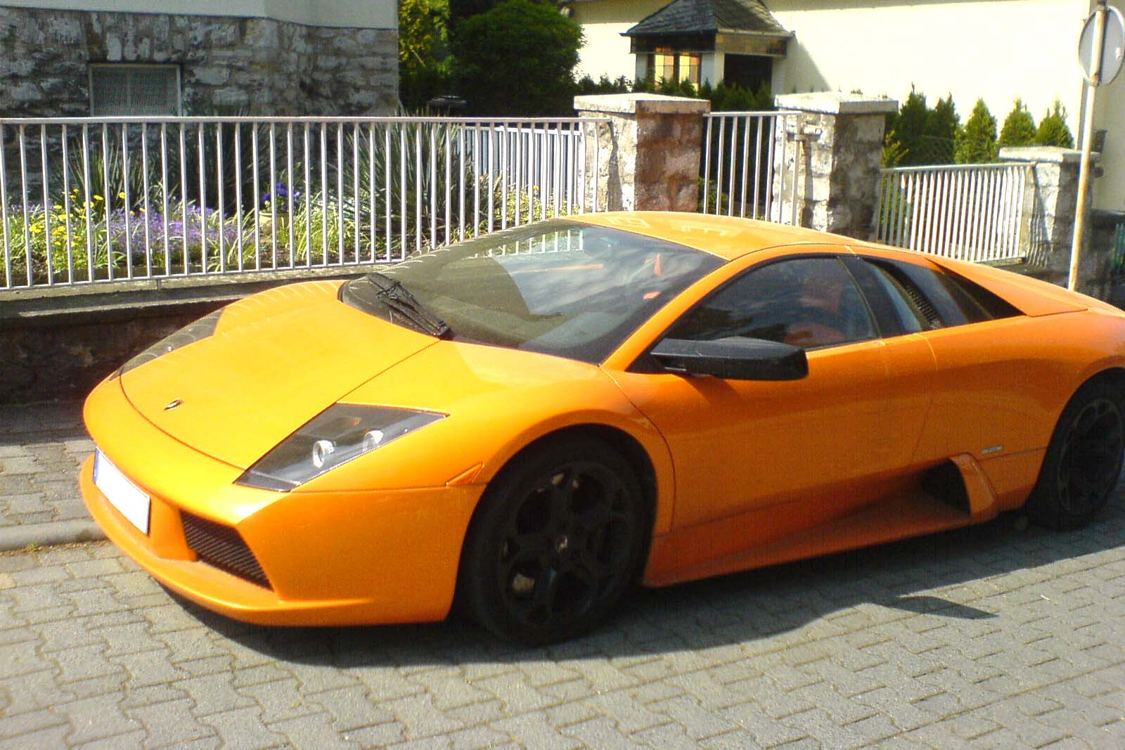 File Lamborghini Murcielago Orange Lvl Jpg Wikimedia Commons