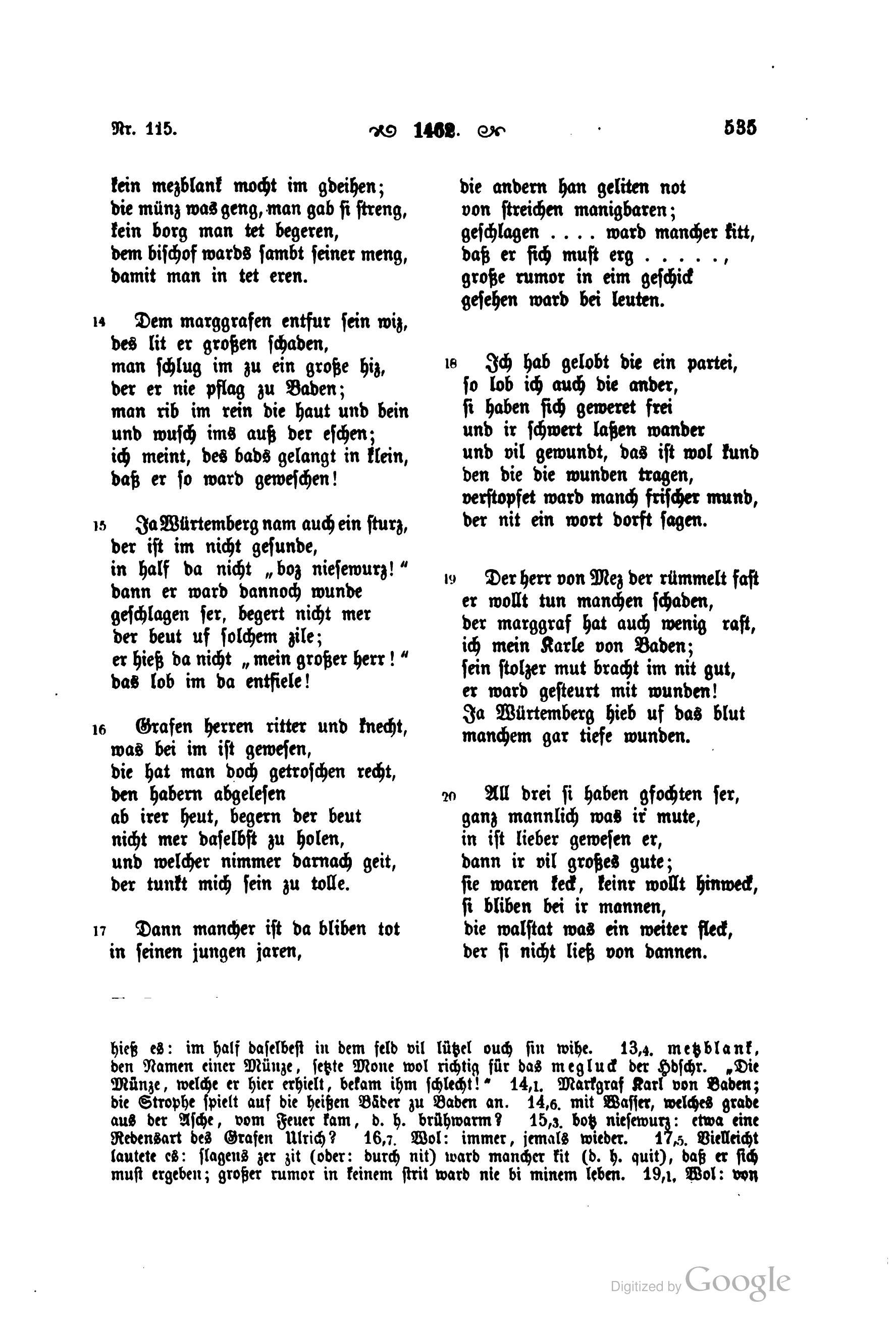 File:Liliencron Die Historischen Volkslieder der Deutschen 1 535.jpg ...