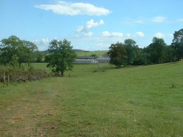 Lookingflatt Farm, near Hoff - geograph.org.uk - 30106