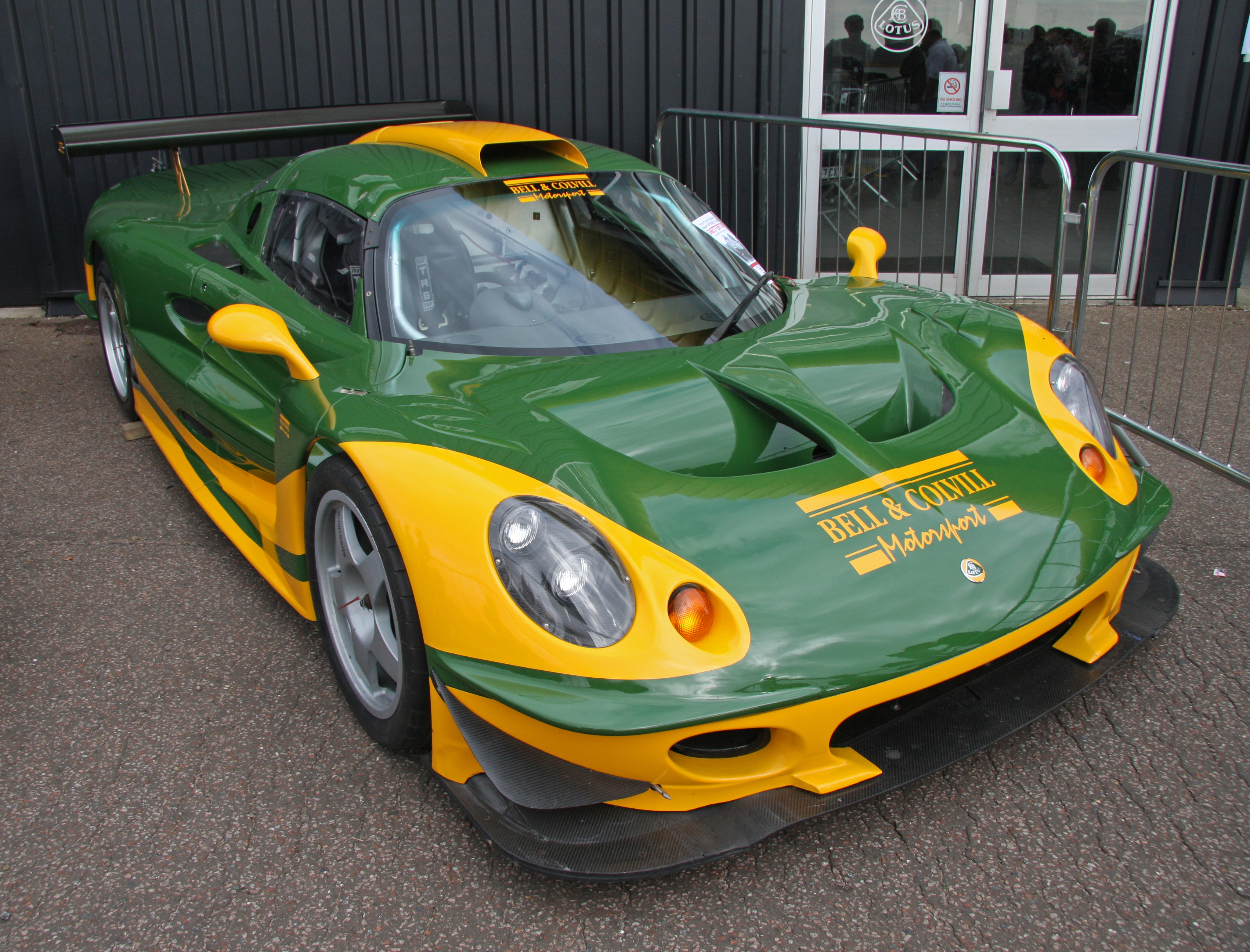 File:Lotus Elise GT1.jpg - Wikimedia Commons