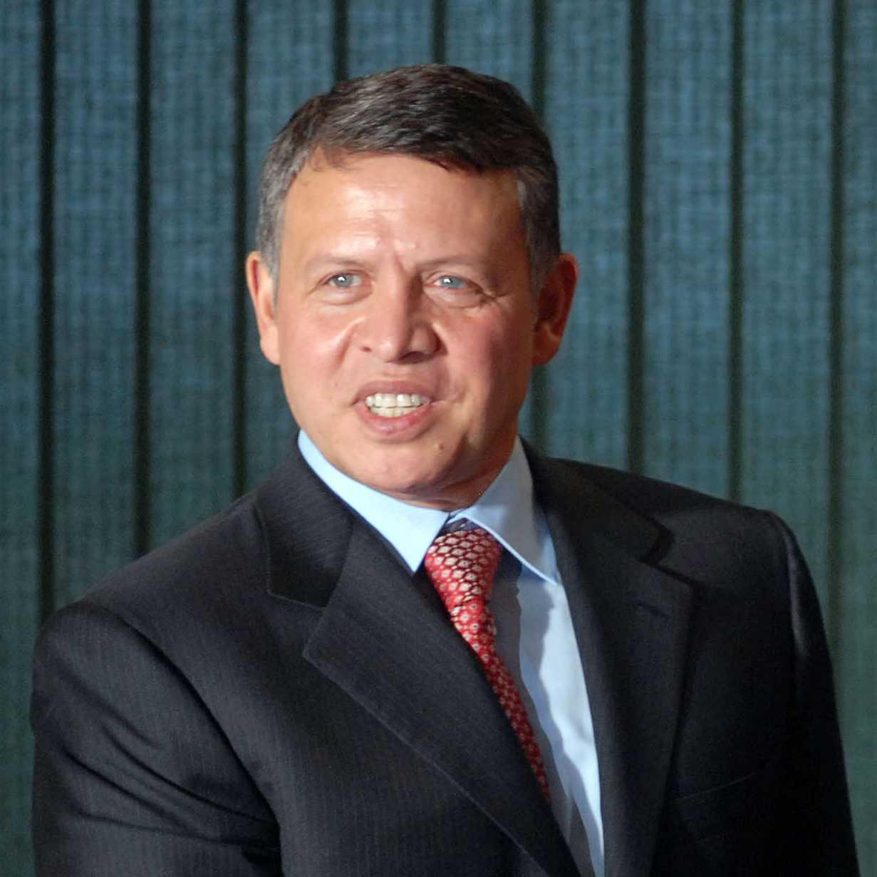 King Abdullah II Jordan