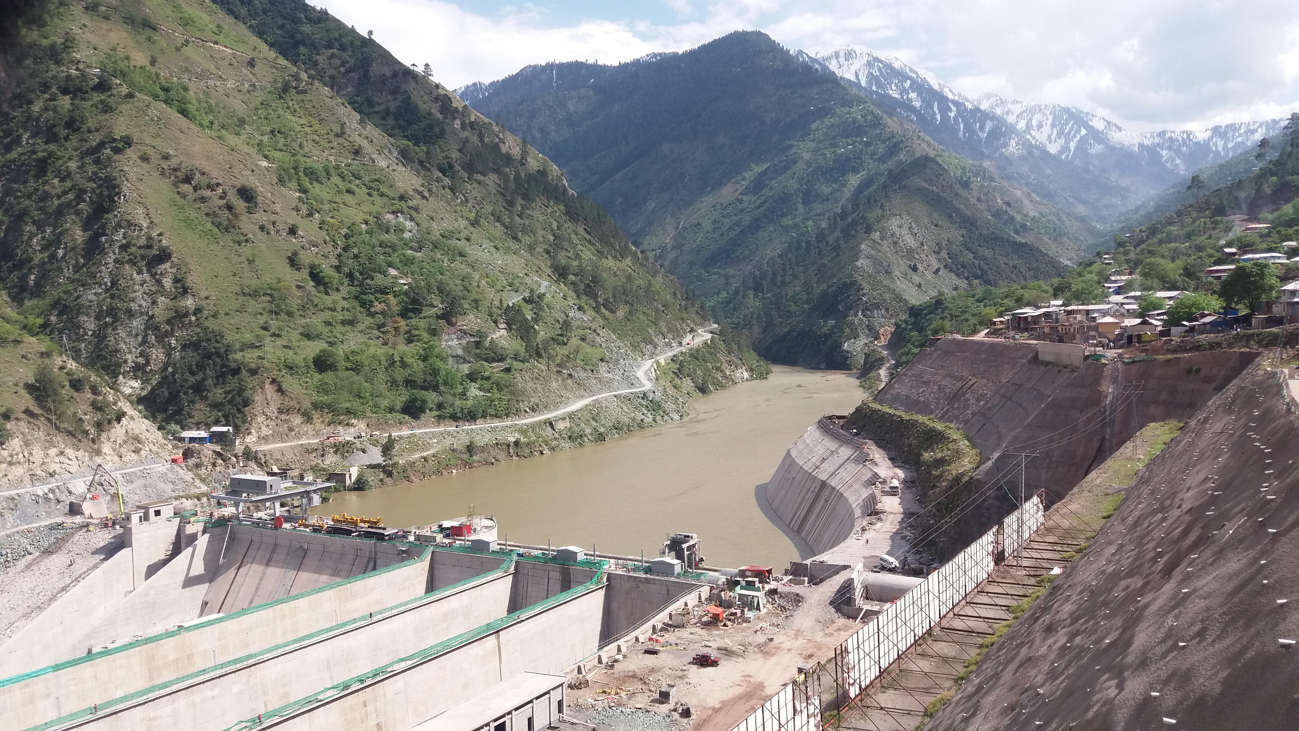 Neelum–Jhelum Hydropower Plant - Wikipedia