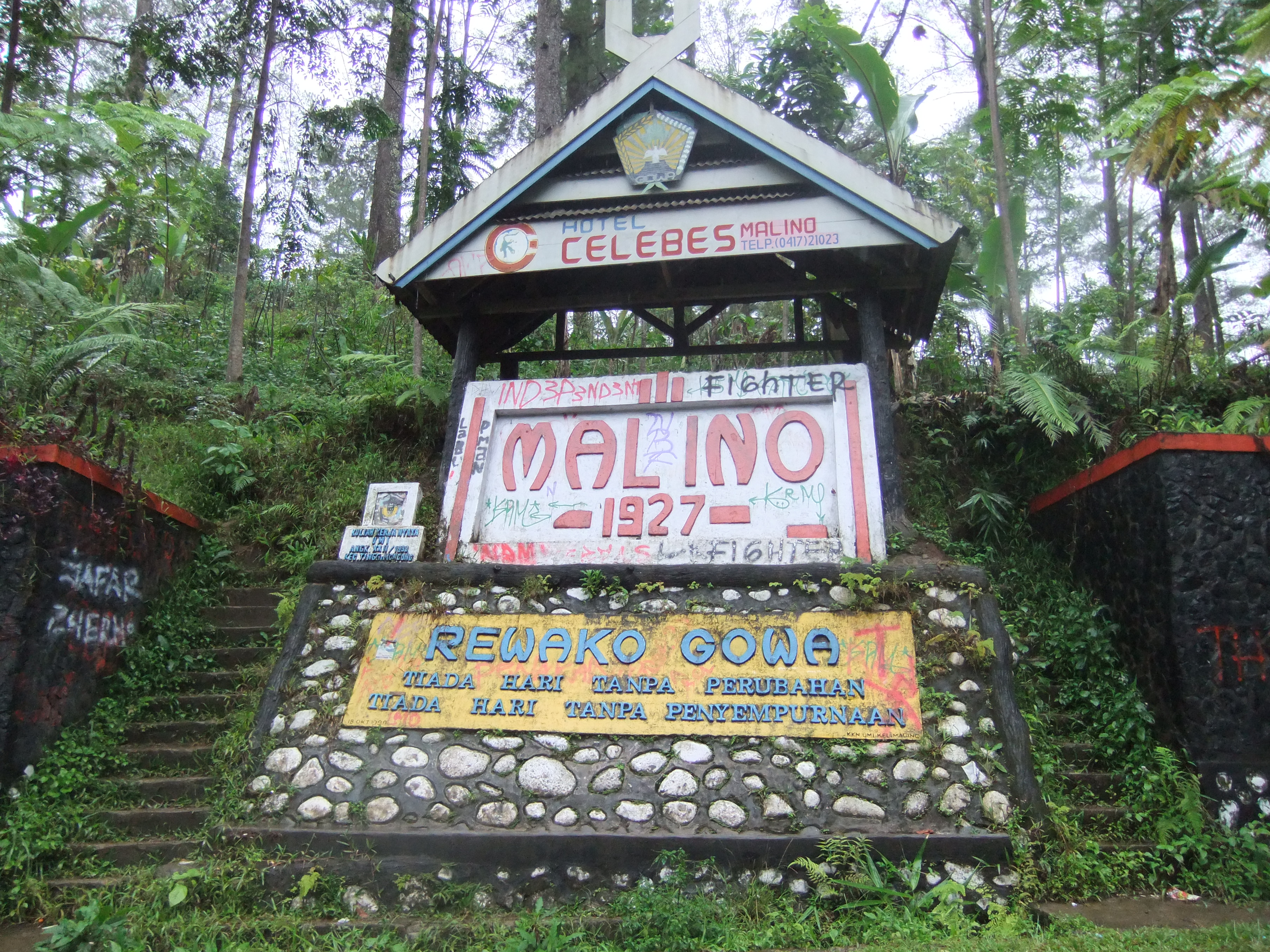 Malino Indonesia  city images : Description Malino