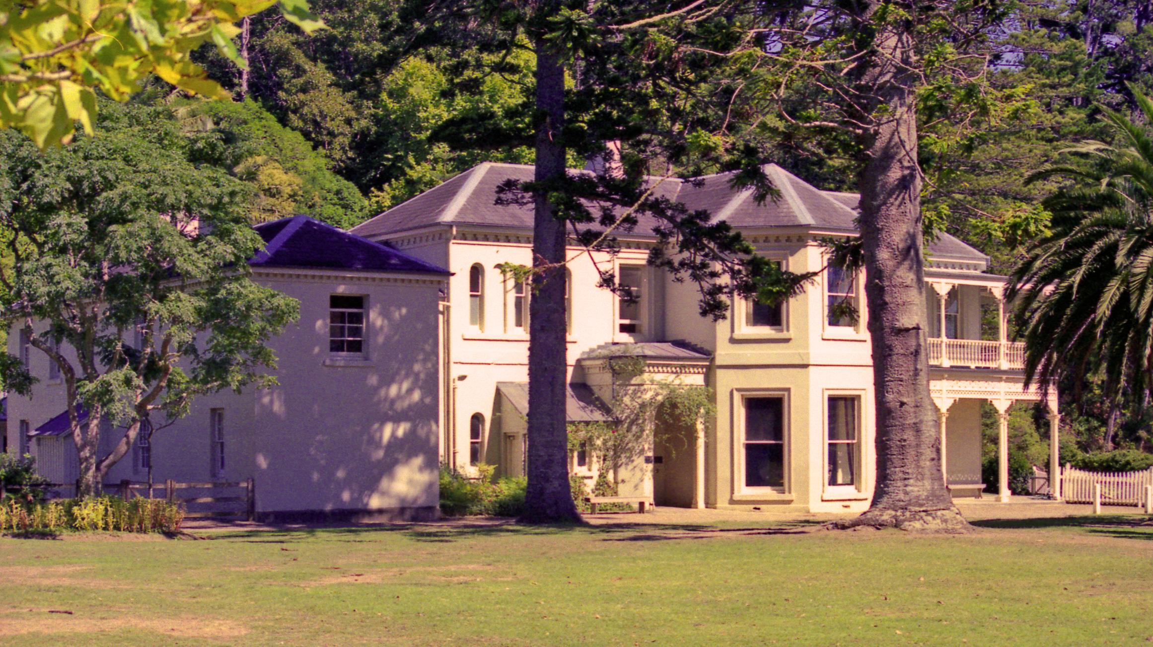 Kawau Island Mansion House Cruise