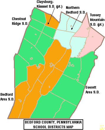 File:Map of Bedford County Pennsylvania Districts.png ... on al map, nys map, wv map, mi map, philadelphia map, ca map, ga map, delaware map, ar map, md map, ky map, fla map, de map, pennsylvania map, ohio map, oh map, state map, az map, usa map,