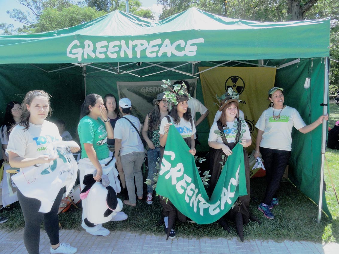 Greenpeace – Wikipédia, a enciclopédia livre