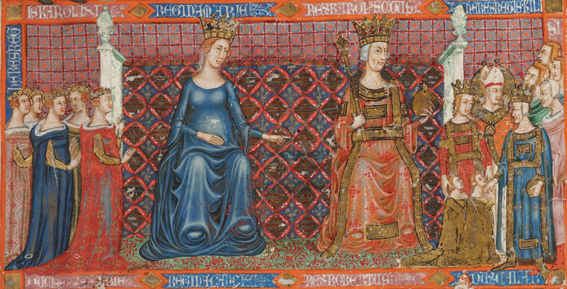 Blanche of Anjou
