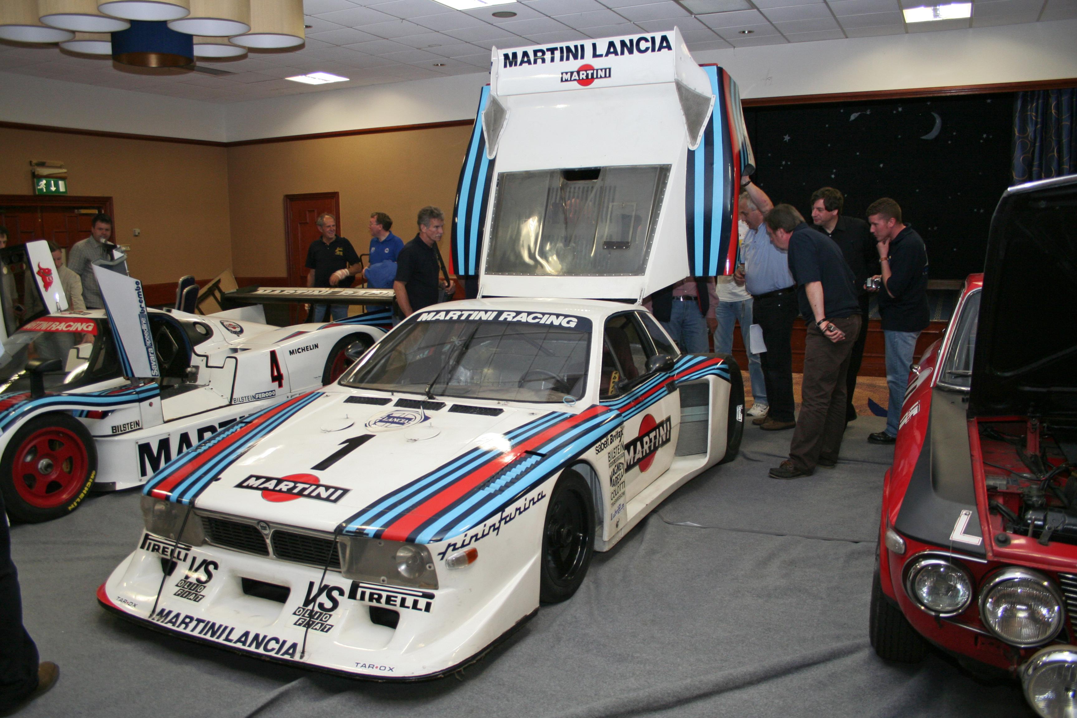 1974 Lancia Beta Montecarlo