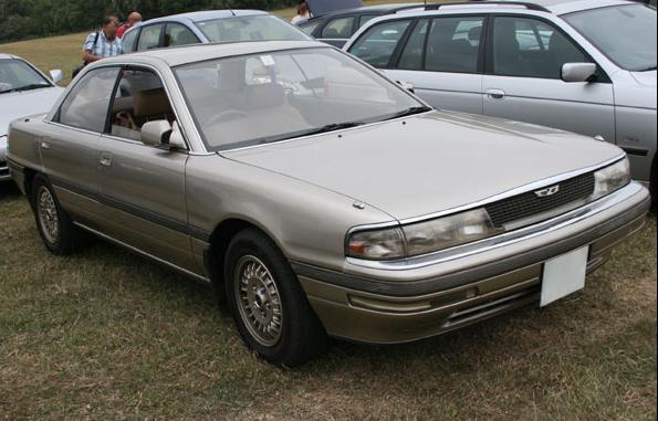 mazda persona 1990