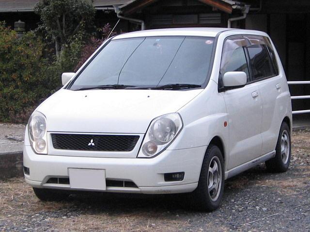 Mitsubishi Mirage Dingo