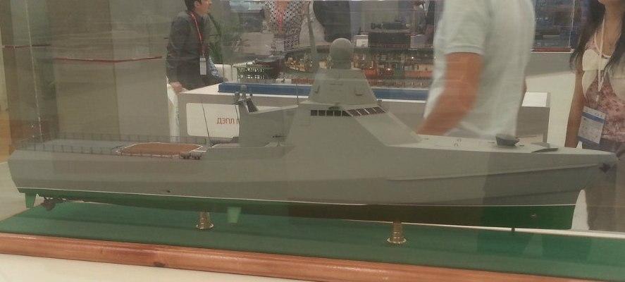 Corvette 2018 >> Project 22160-class patrol ship - Wikipedia