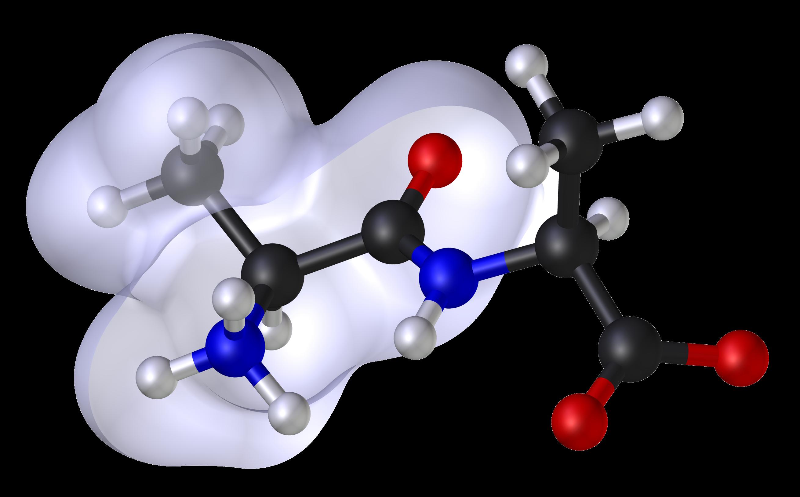 Схема образования молекулы силана