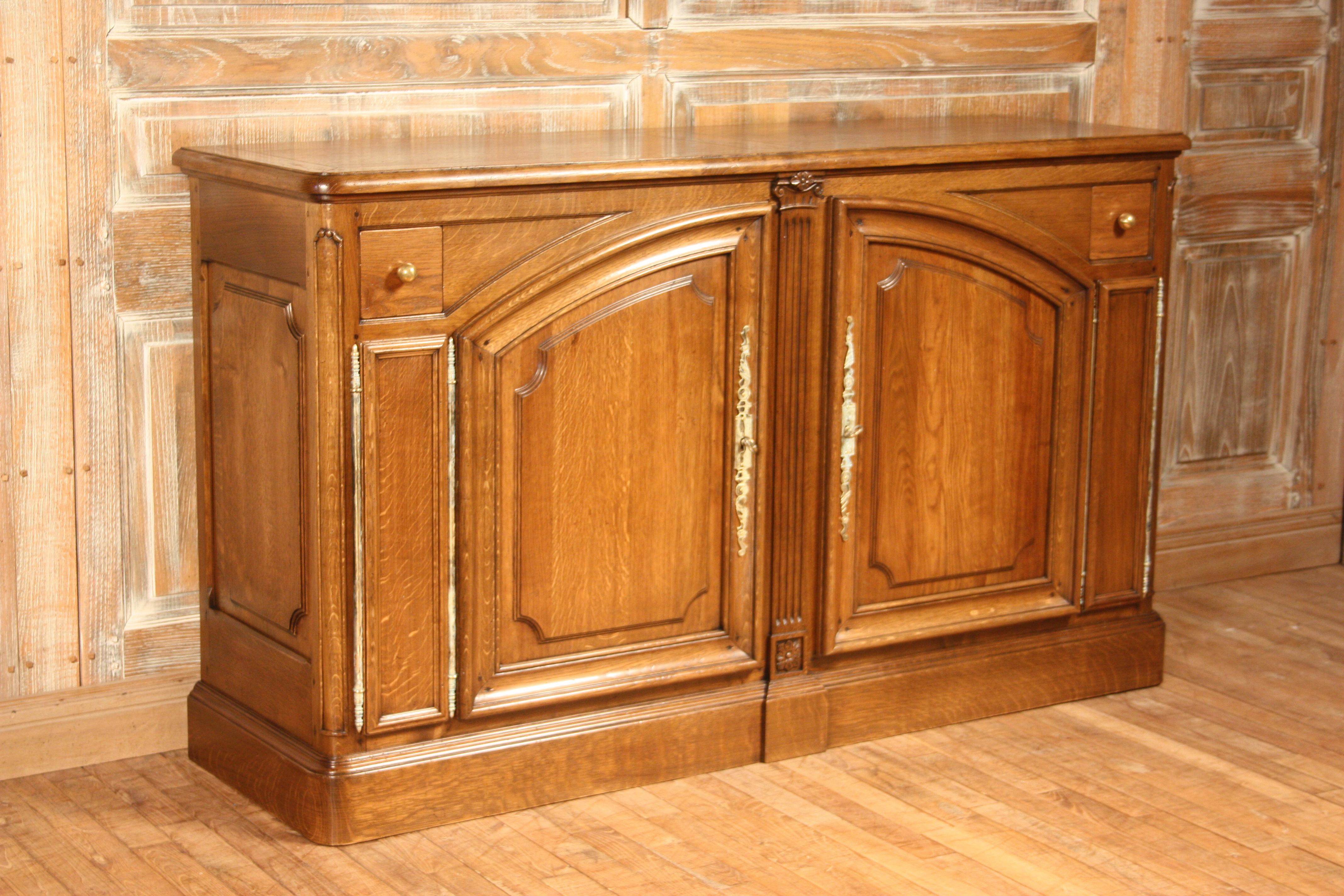 fichier n 442 buffet 39 sully 39 dit de chasse de style louis xiii r alis e par les ateliers allot. Black Bedroom Furniture Sets. Home Design Ideas