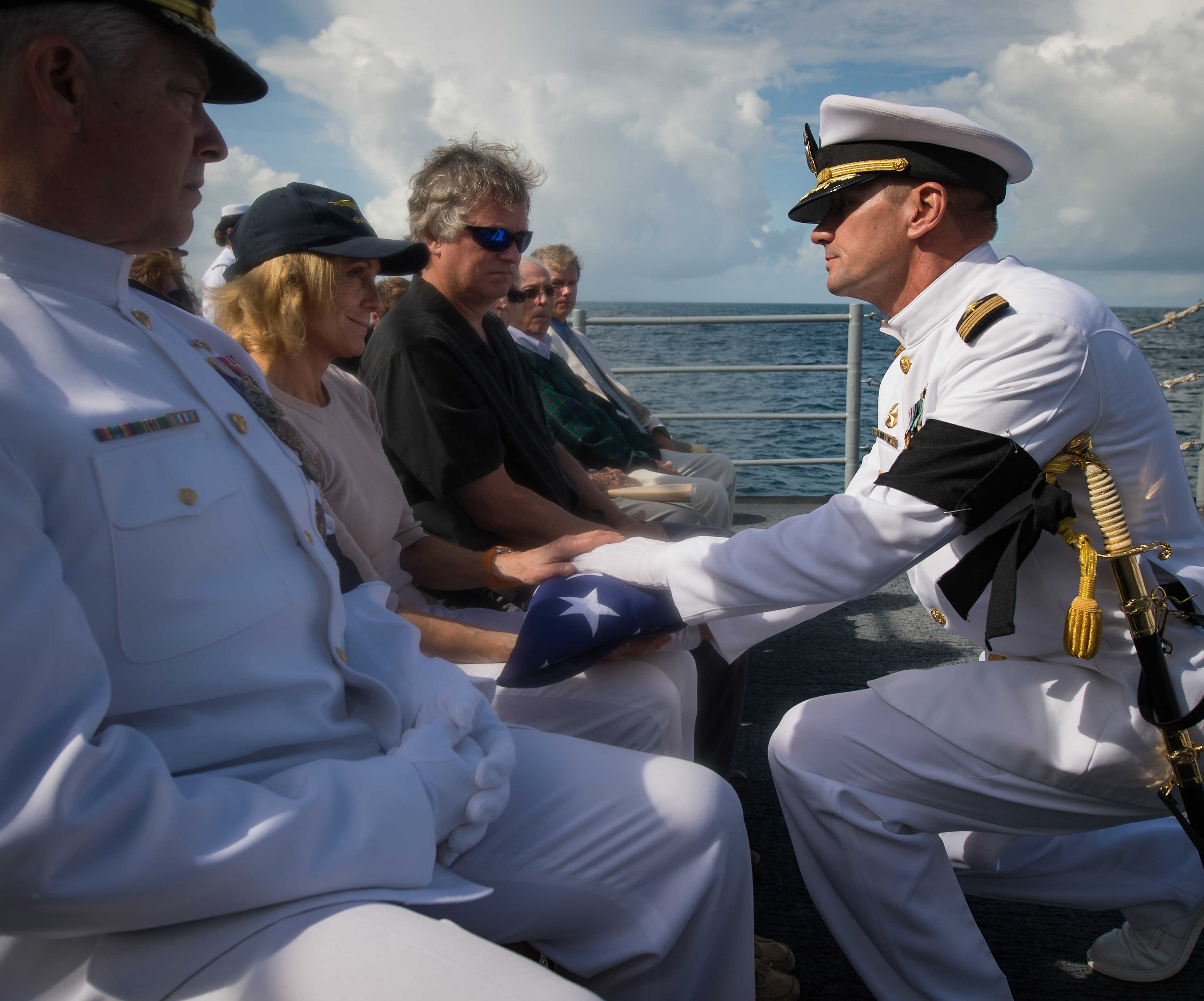 neil armstrong burial - photo #15