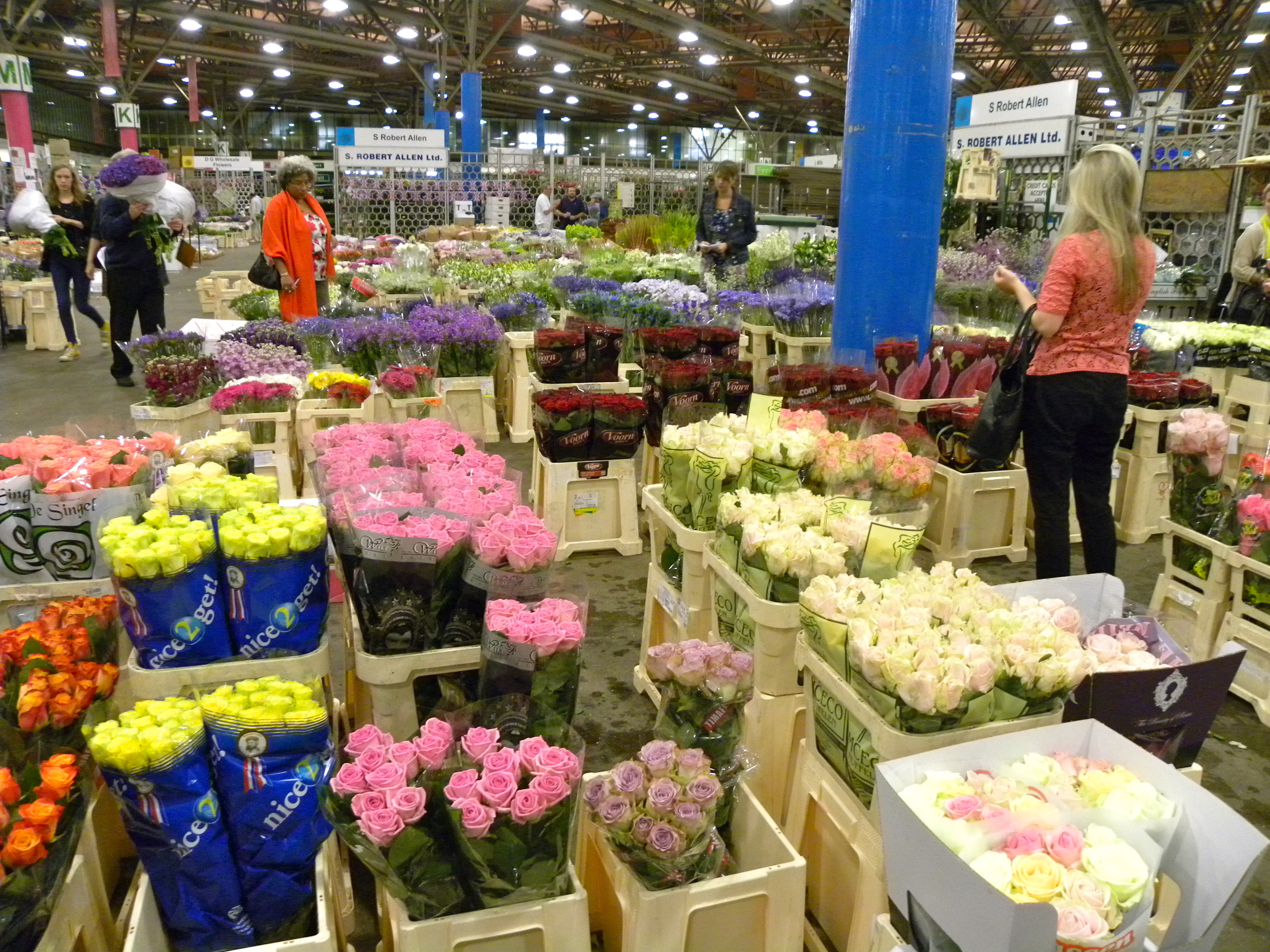 Image result for floristry market