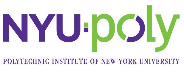 English: New NYU POLY logo of Polytechnic Inst...