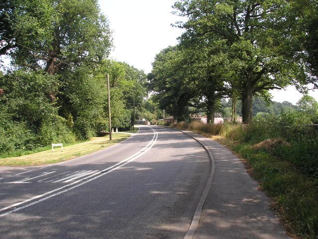 File:Newchapel Road (B2028), Surrey - geograph.org.uk - 210168.jpg